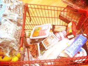 Trader Joes shopping