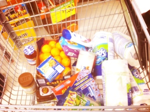 2nd grocery store stop