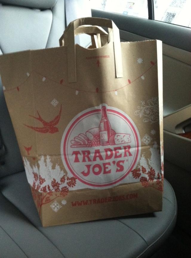 Trader Joes weekly shopping trip