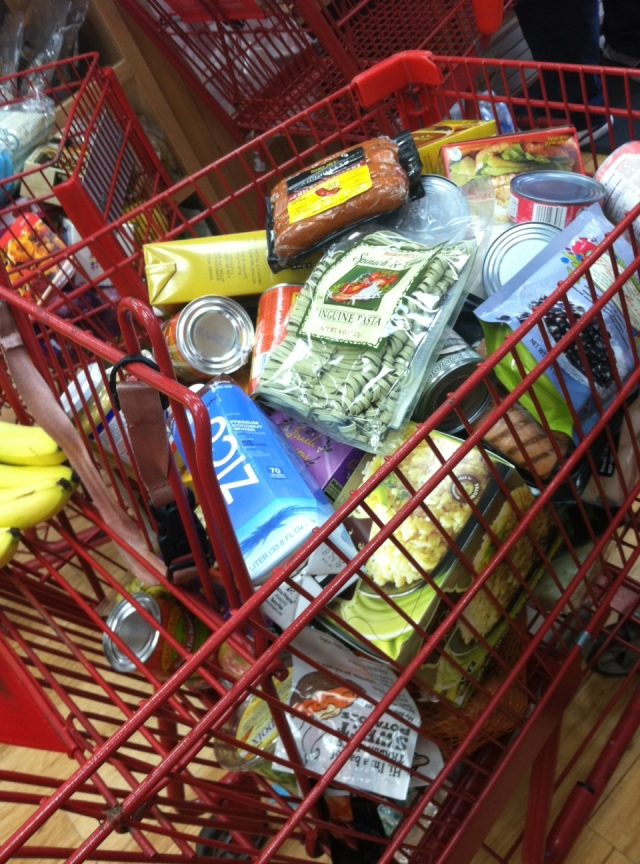 Major Grocery Shopping today!