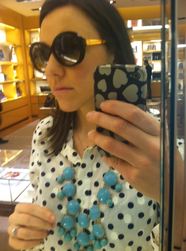 Who will buy me a $700 pair of sunglasses?
