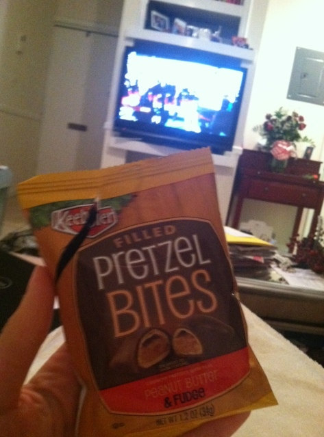Oscars + these pretzel bites that are major TROUBLE.