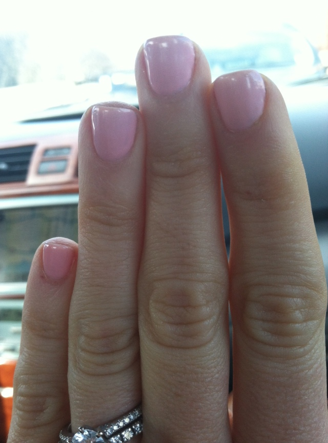 New Nail Color - Italian Love Affair (OPI)