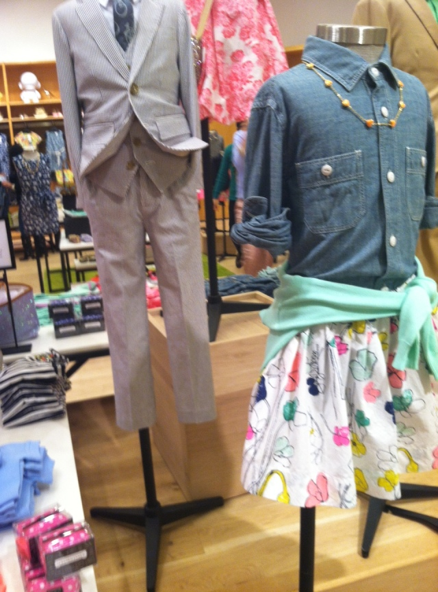 J. Crew kids clothes are just too cute.