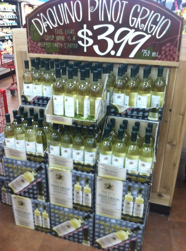 A Trader Joe's with wine!