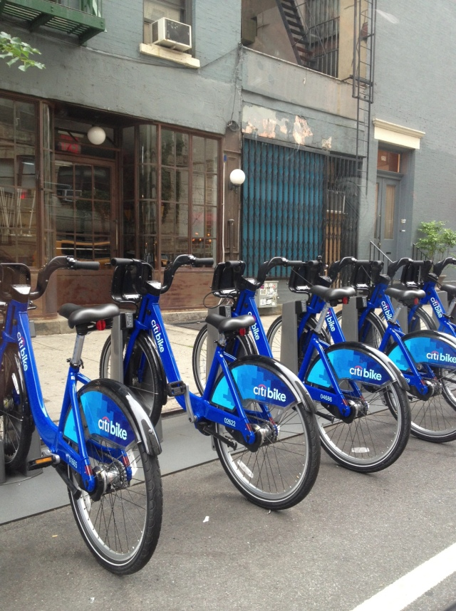 Bike Program in NYC