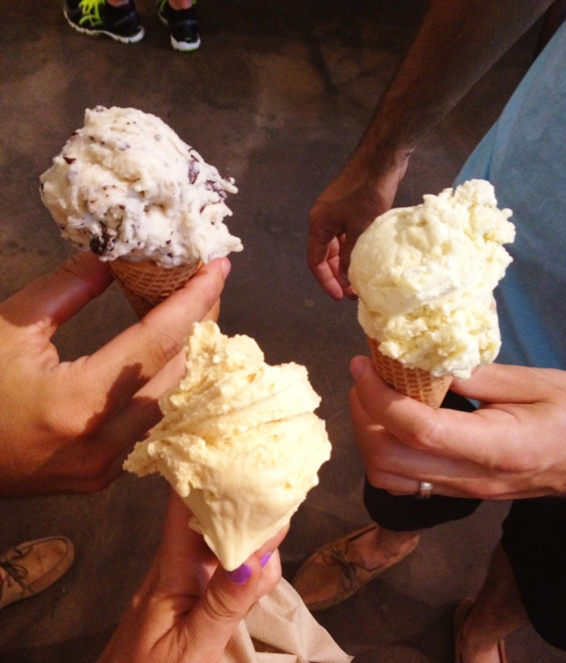Gelato -- National Ice Cream Day