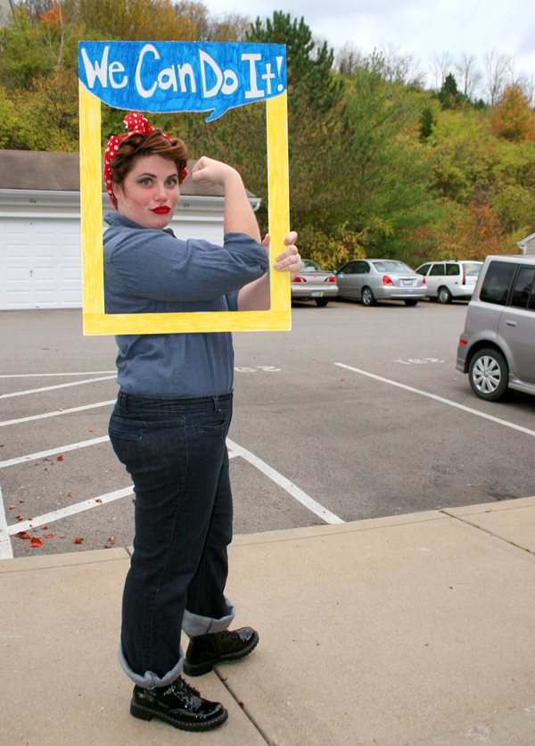 halloween-costume-party-easy-costumes-ideas-rosie-the-riveter-3